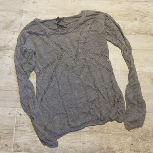 Express cut out sweater
